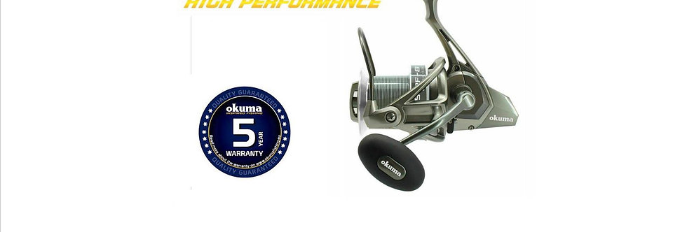 okuma 8k surf fishing reel