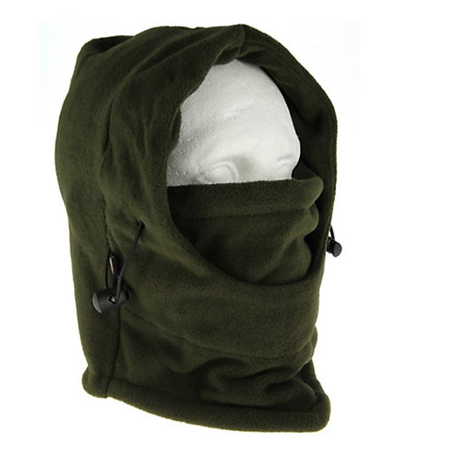 NGT Deluxe Fleece Snood with Face Shield
