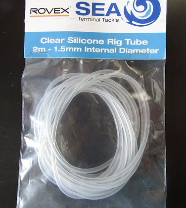 Rovex clear silicone rig tube