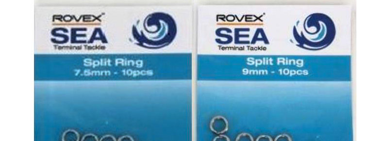 Rovex Round Split Rings