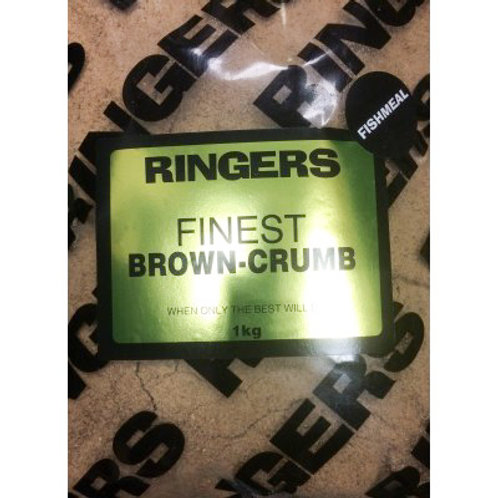 ringers finest brown crumb fishmeal