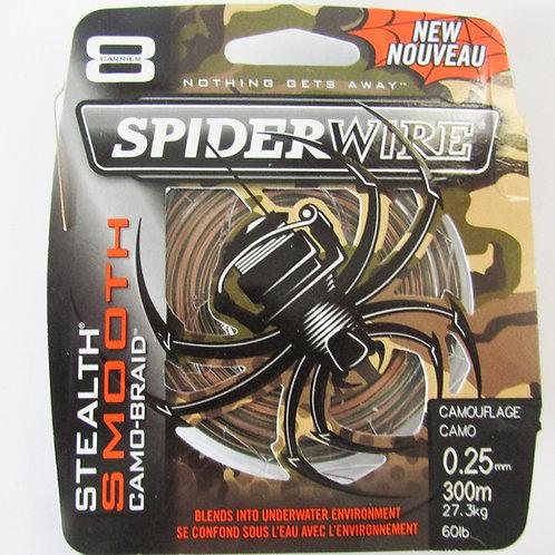 Spiderwire Camo Braid 60lb-300m