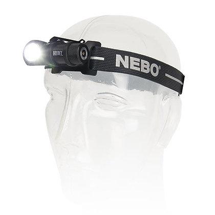 Nebo Rebel Rechargeable Fishing Headlamp/Torch