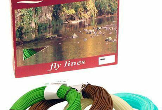 Silverbrook Weight Forward Fly Fishing Lines