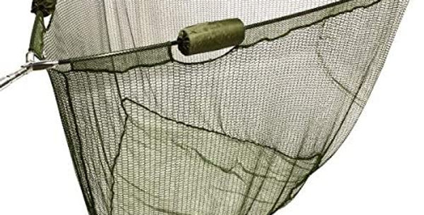 Carp Fishing Specimen Net with Dual Float System