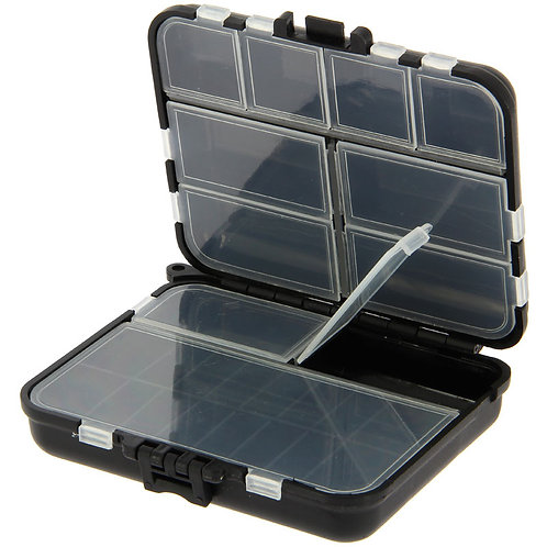 anglers pocket size tackle box open