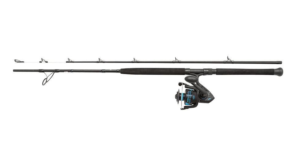Penn Wrath Boat Rod and Reel Combo