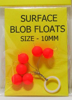 Surface Blob Floats - Hi-viz Fishing Floats