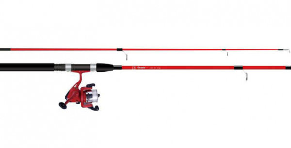 dennet cosmic spin 6ft rod and reel combo