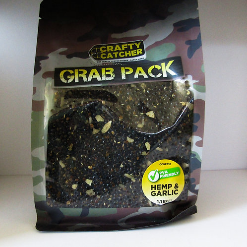 Crafty Catcher Hemp Particle Baits