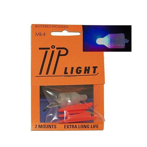 blue mk4 rod tip light