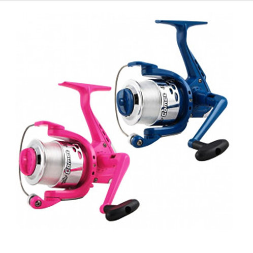 jarvis walker front drag led spin fishing reels