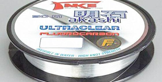 Take Akashi fluorocarbon fishing line