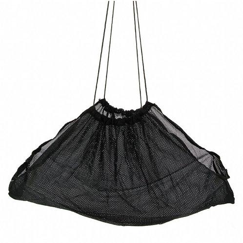 black mesh fishing weigh sling