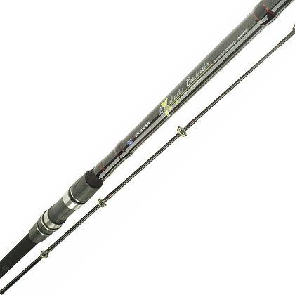ron thompson axellerator 13ft6 beachcaster rod