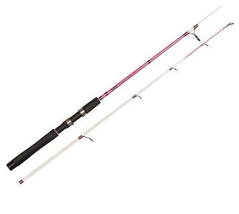 Okuma Classic UFR Pink Spinning Rod