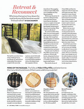 Live Small Town Magazine Page 42