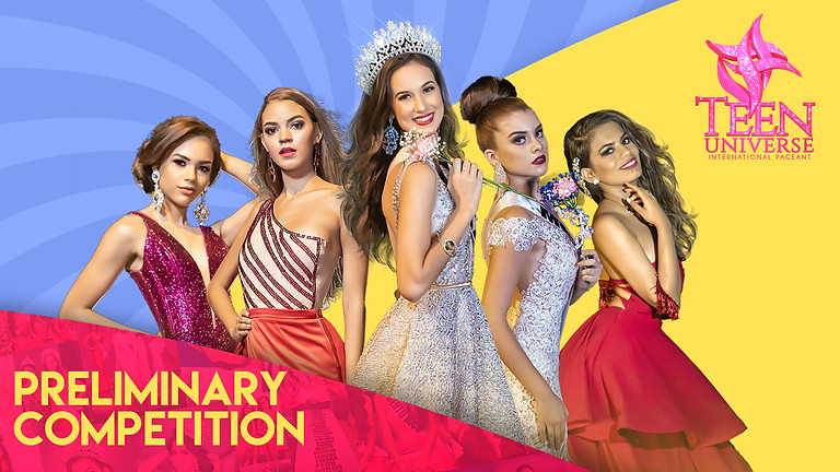 Teen Universe 2020 Preliminary Competition