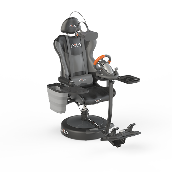 Total Roto VR Package (USD $2,499)