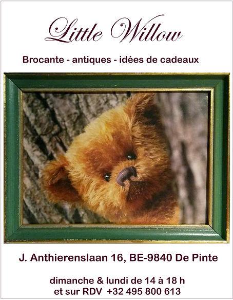 Little Willow, Gand, De Pinte, brocante, antiques, idées de cadeaux