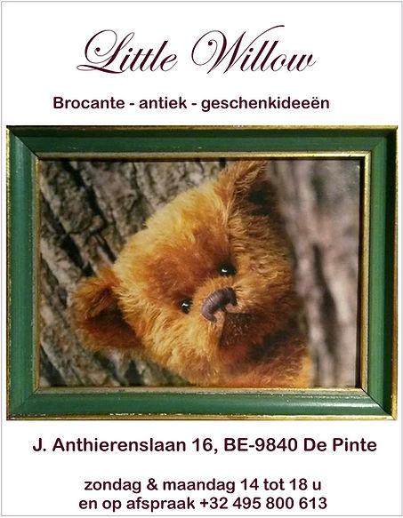 Little Willow, brocante, antiek, geschenkideeën, De Pinte, Gent