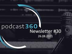 Newsletter #30 - 26. August 2021
