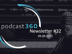 Newsletter #32 - 9. September 2021