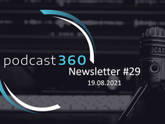 Newsletter #29 - 19. August 2021