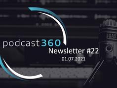 Newsletter #22 - 1. Juli 2021