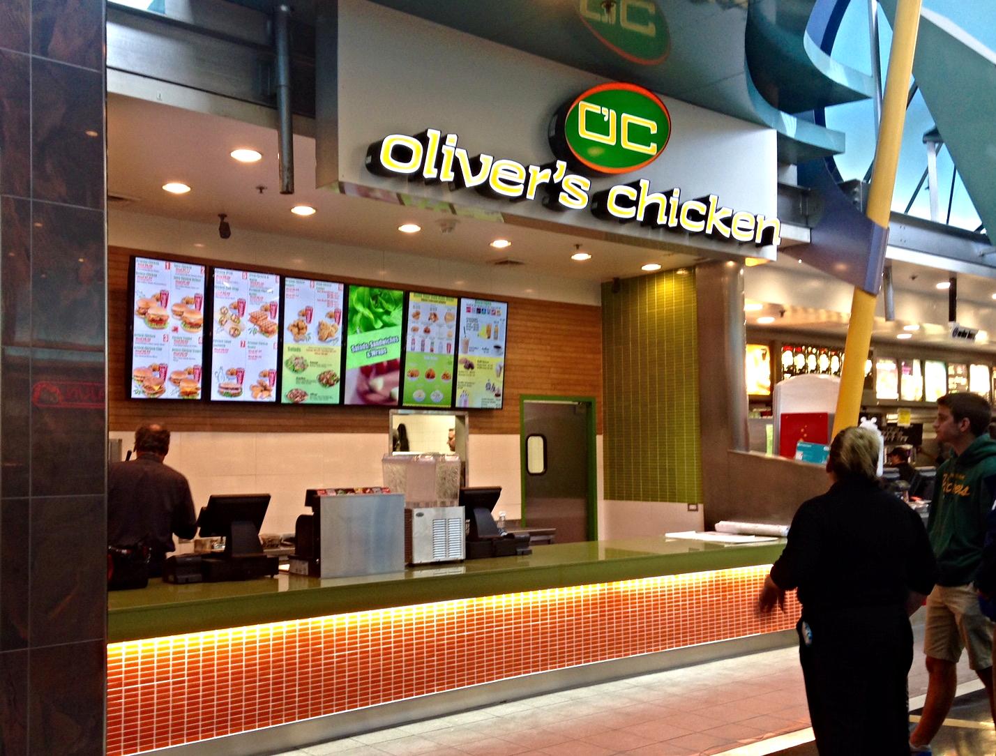 Oliver's Chicken - Gurnee