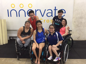 Fitness For All - Adaptive CrossFit