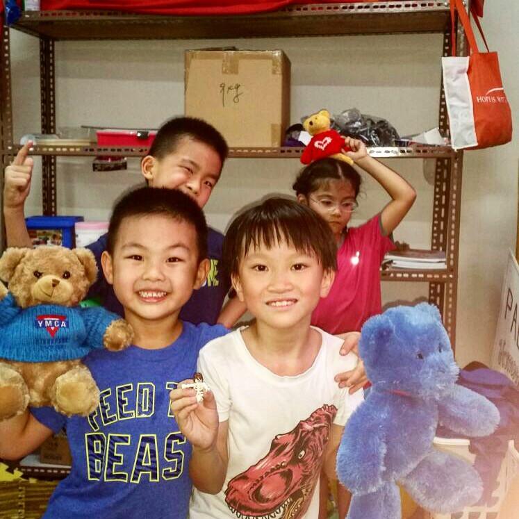 CrossFit Singapore Kids