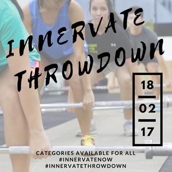 The Innervate Throwdown 2017