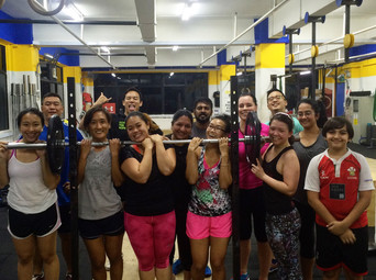 The CrossFit Community, 4 things that make us different