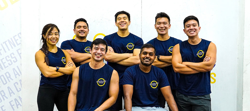 CrossFit Singapore trainers
