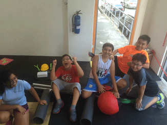 CrossFit Kids and Teens Singapore