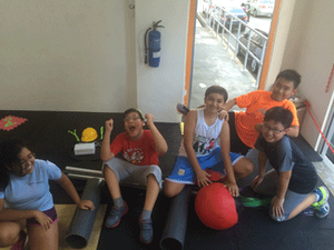 CrossFit Kids and Teens Singapore