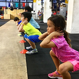 Innervate CrossFit Kids Fitness Gym