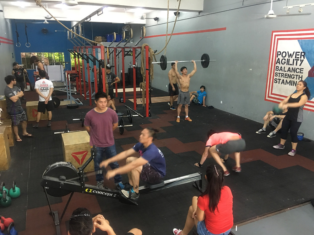 Fitness Charity Youth