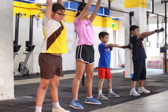 4 TIPS TO CHOOSE THE RIGHT FITNESS PROGRAM FOR YOUR CHILD