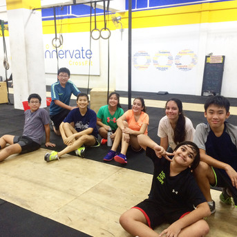 4 things CrossFit builds other than Fitness - CrossFit Kids