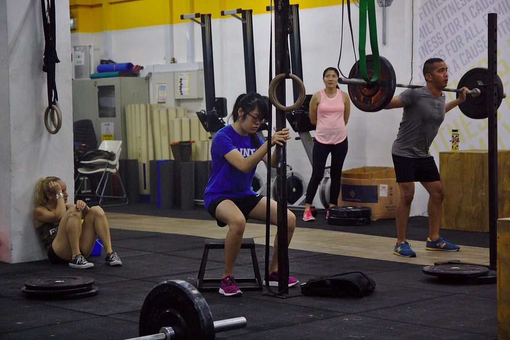 CrossFit Singapore Adaptive CrossFit