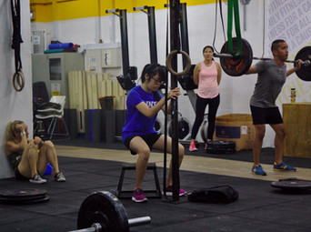 My Adaptive CrossFit Journey - Janessa Yu