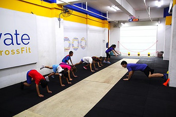 Why your Kids should do CrossFit?