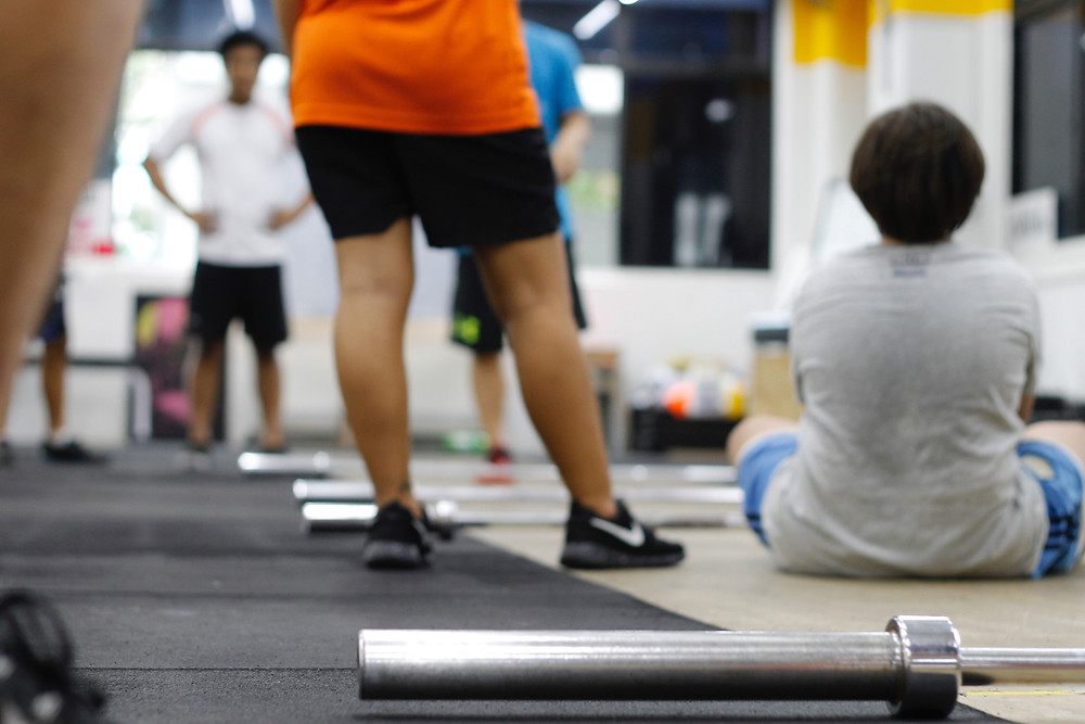 CrossFit For a Cause Central Singapore