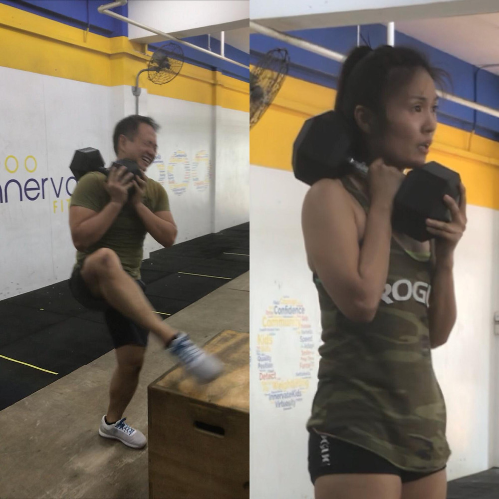 Innervate CrossFit Opens Singapore