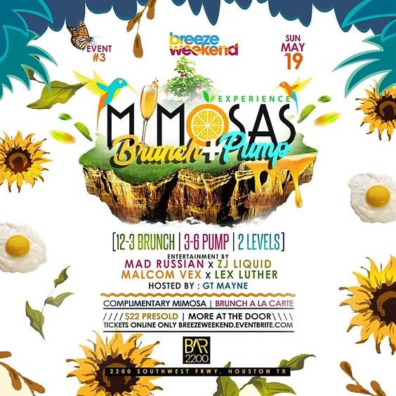 Mimosas Brunch & Pump