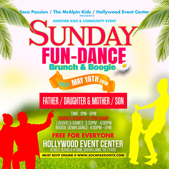 Sunday Fun Dance
