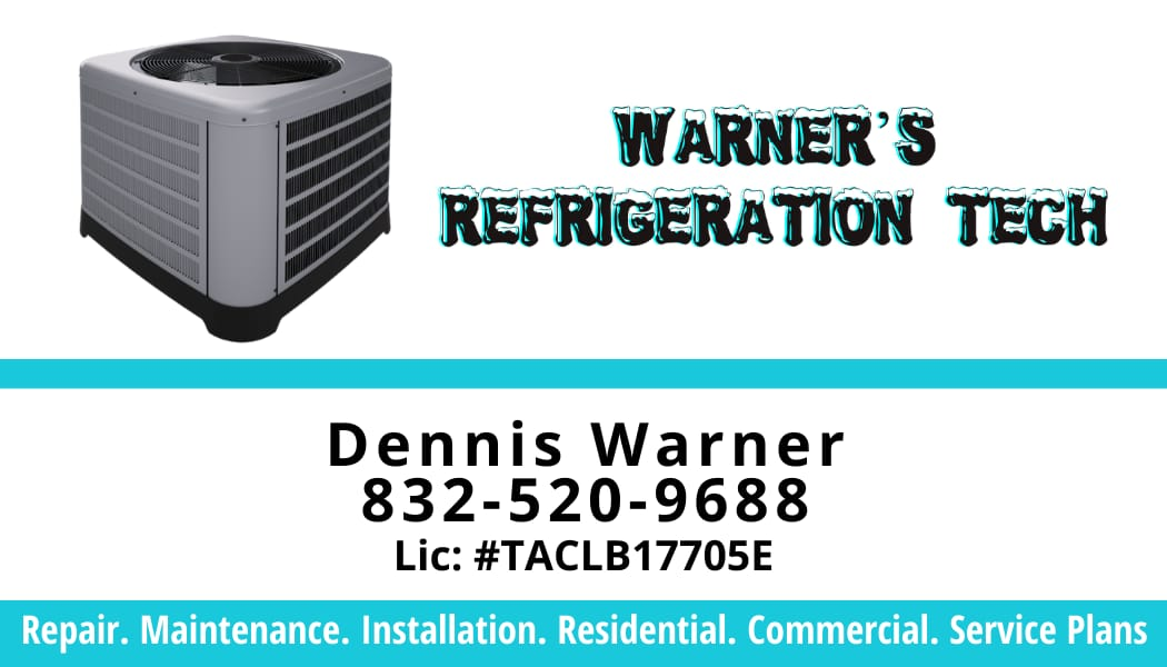 Warner's Refrigeration