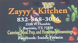 Zayyy's Kitchen